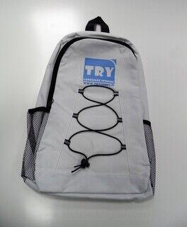 Logoga seljakott - TRY