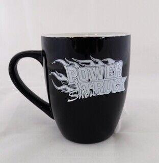 Logoga kohvikruus - Power Track Show