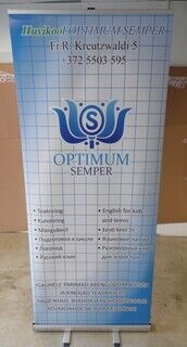 Roll up stend - Optium Semper