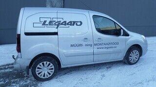 Logokleebised sõidukile - Legaato