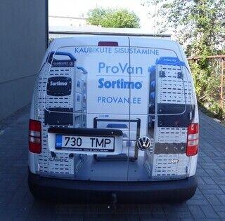 Reklaamkleebised sõidukile - ProVan