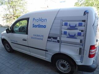 Autokleebised - Provan Sortimo