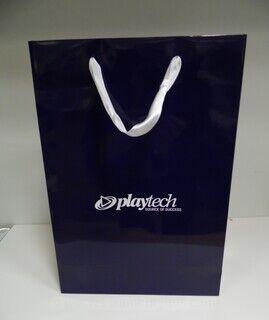 Logoga kinkekott - Playtech