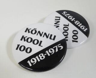 Rinnmärk - Kõnnu kool 100