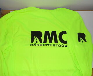 Trükiga t-särk - RMC