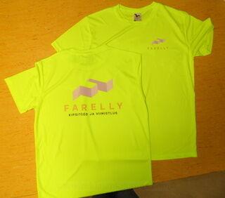 Logoga t-särgid - Farelly