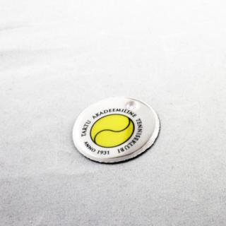 Tartu Akadeemiline Tenniseklubi logoga helkur
