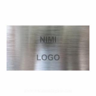 Metallist silt logoga
