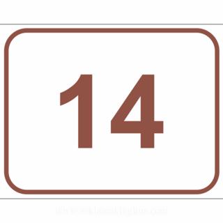Majanumbri silt - 14