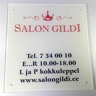 Uksesilt - Salon Gildi