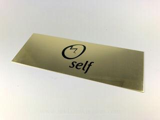 Logosilt - Self