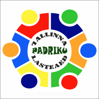 Logosilt - Padriku Lasteaed