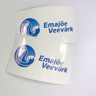 Logokleebised - Emajõe Veevärk