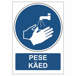 Infosilt - Pese käed