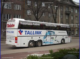 Tallink bussikleebis