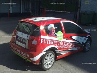 Euterpe tõlkebüroo autokleebised