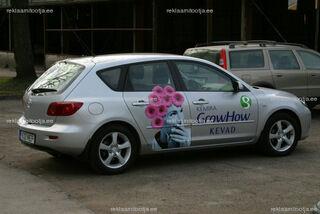 Kemira auto kleebised