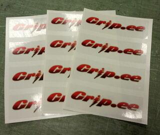 Grip.ee logokleebised