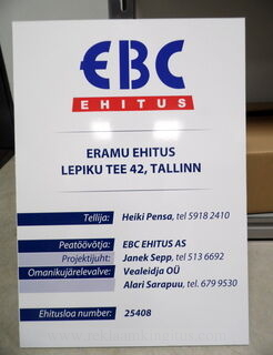 EBC ehituse objektisilt