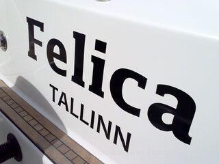 Felica kleebis