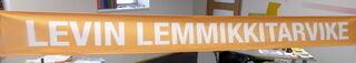 Levin Lemmikkitarvike bänner