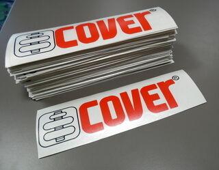 Cover kleebised