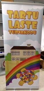 Roll-Up Tartu laste turvakodu