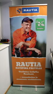 Rautia Roll-UP