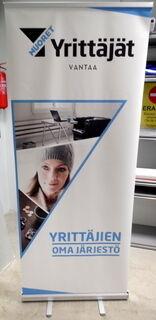 Rollup Yrittäjät Vantaa