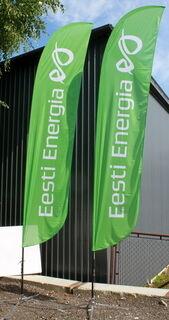 Eesti Energia Beachflag