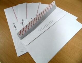 Kirjekuoret Avaron
