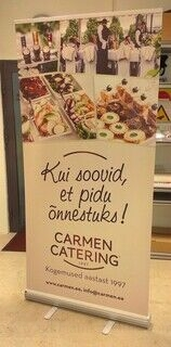 Rollup Carmen Catering