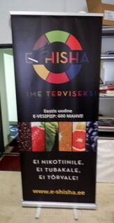 Roll-Up E-shisa