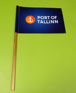 Käsilippu Port of Tallinn