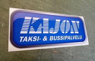 Linssitarra Kajon Taksi- ja bussipalvelu