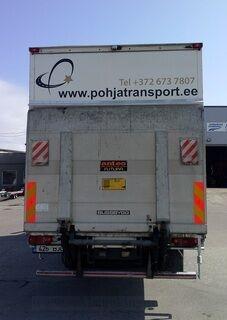 Põhjatransport auto kleebised