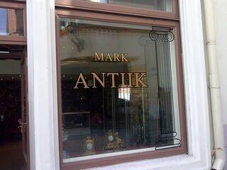 Mark Antiik aknakleebised