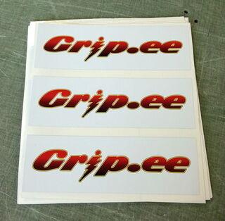 Crip logokleebised