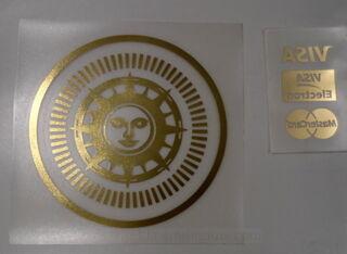 Logokleebised