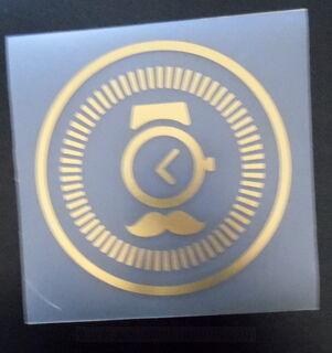 Logokleebis