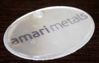 Ovaalne helkur Amari Metals