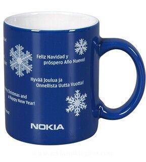 Kahvikuppi logolla Nokia