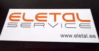 Logotarra Eletal Service