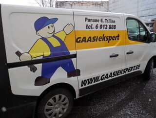 Autonteippaus Gaasiekspert