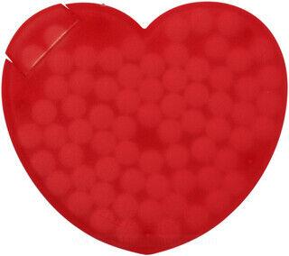 Pastillid südamekujulises karbis