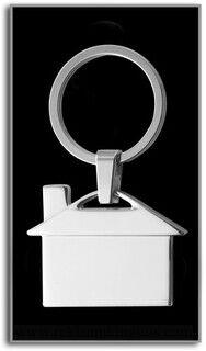 House shaped key holder