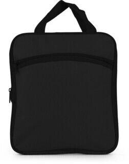 Polyester taitettava travel laukku.