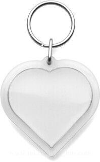 Heart key holder, print n/a