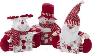 Jõulukinkekarbid, komplekt 4. pilt