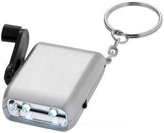 Carina dynamo taskulamp võtmehoidja